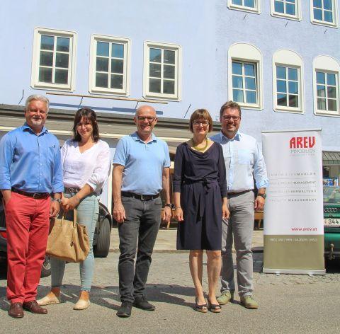 """Foto: AREV Immobilien kauft """"Meißl-Haus"""""""